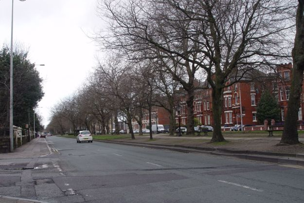 This side's called Princes Road, the other side's Princes Avenue.