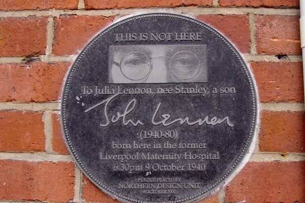 It's the place where our John was born. So was my daughter Clare.