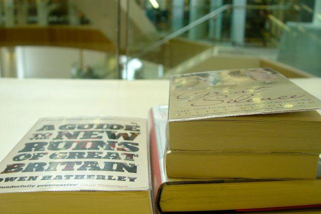 Finding another Owen Hatherley book in 'Urban Design'