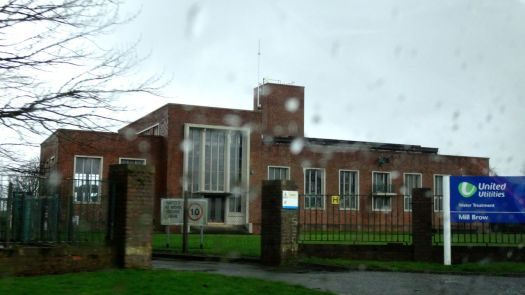We love a good water pumping station.