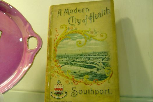 We're in Southport. 'A modern city of health'