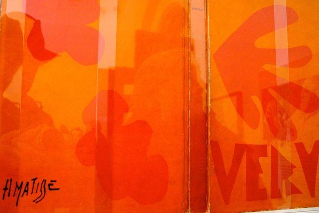 'Verve' by Henri Matisse. It's on 'til 16th March.