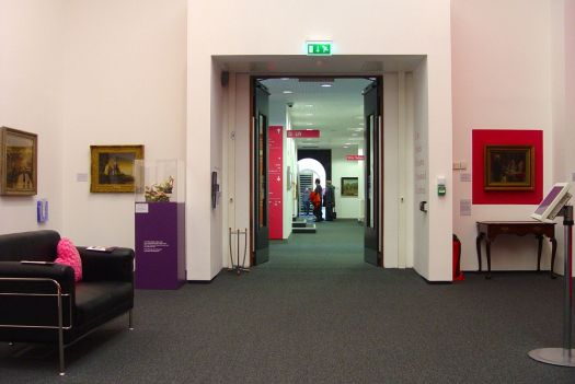 Every doorway pulls you through to something interesting beyond.