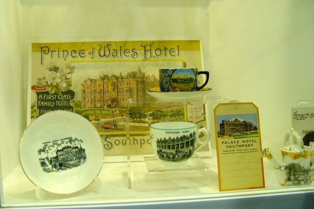 Souvenirs of Southport.