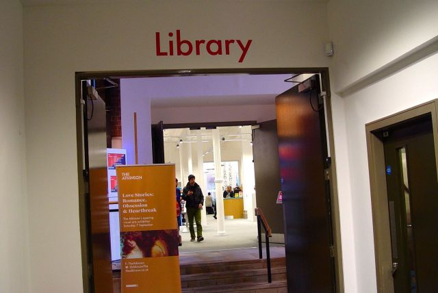 For a quick look at the library.