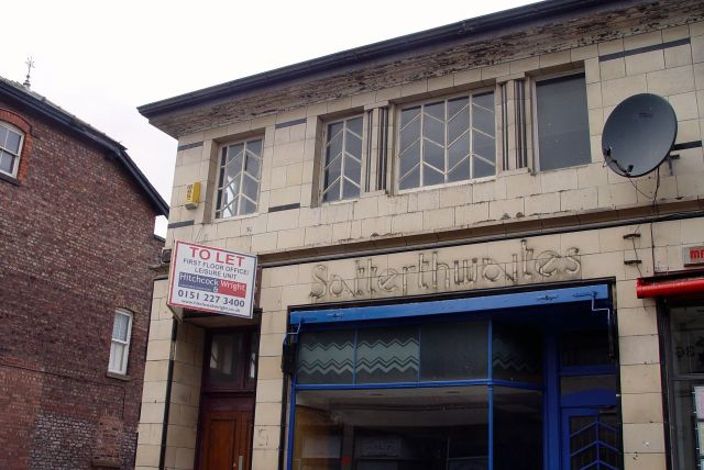 Including this former Satterthwaite's.
