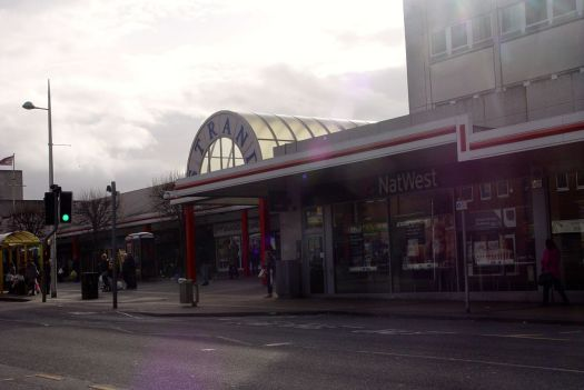 And the New Strand shopping centre would be so good local people wouldn't even want to travel into Liverpool.