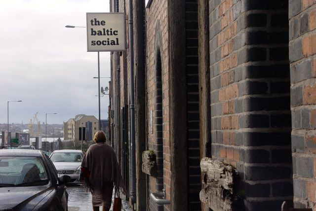 The Baltic Social, Elevator Building, Parliament Street.