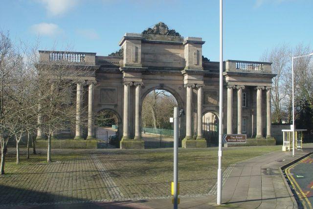 Birkenhead Park.