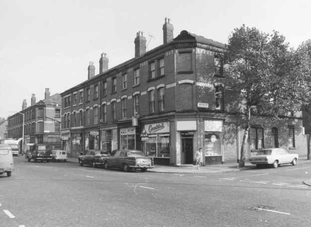Hardly recognisable from the late 60s/early 70s.