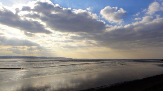 The Dee Estuary, our Shining Shore.
