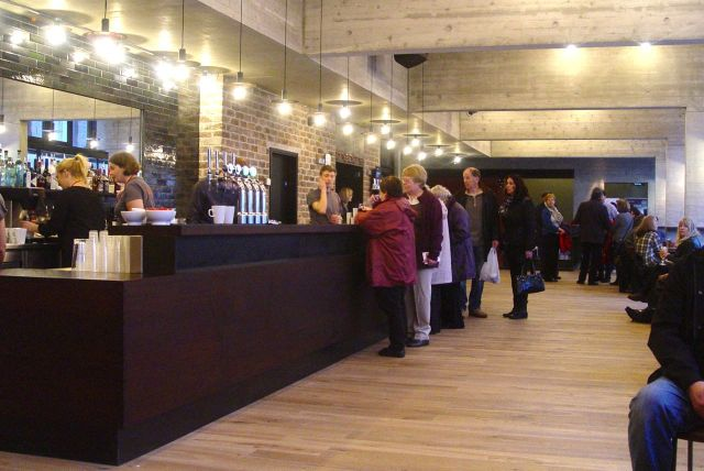 And yet another bar, the Theatre Bar.