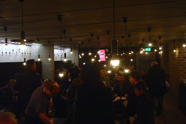 The new Everyman. Home at last.