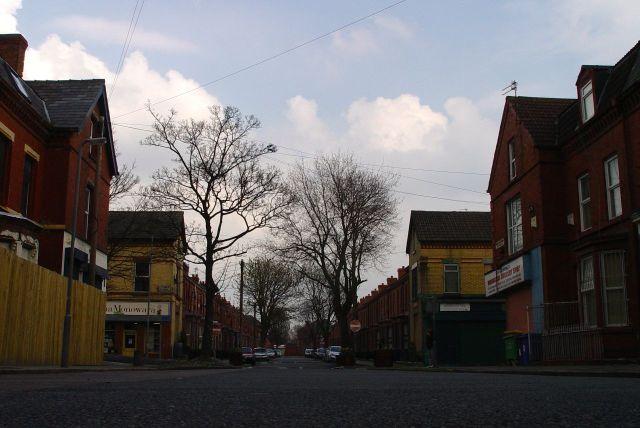 Beaconsfield Street.