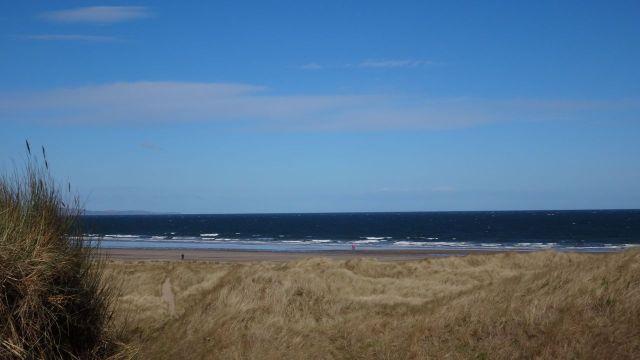 Far side of Lindisfarne