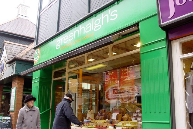 Greenhalgh's, craft baking for 50 years.