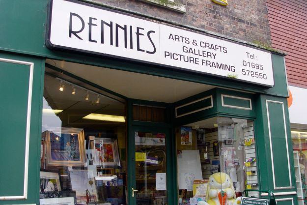 Our friends Rennies, from Bold Street, have got a branch here.