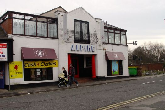 This used to be the Pavillion Picture House, 'The Pivvy'