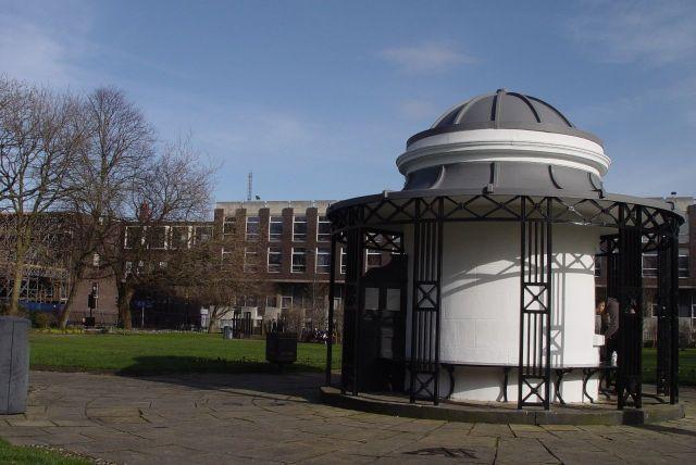 A complete Georgian Square?