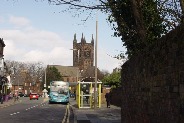 Picturesque and ancient, West Derby.