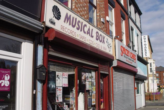 Together with one of the city's most treasured and knowledgeable record shops.