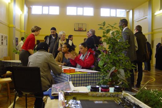 There were 2 very well attended social events for Granby residents at the Methodist Centre on Beaconsfield Street.