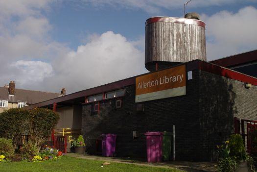 Allerton Library.
