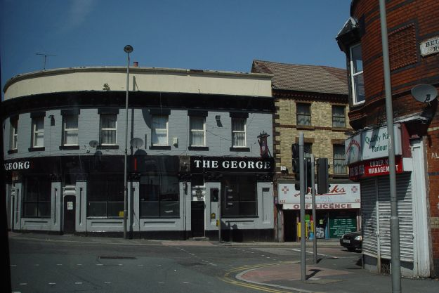 The George on Breck Road.