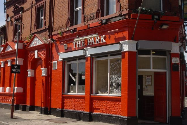 An LFC supporter's pub? I'd say so.
