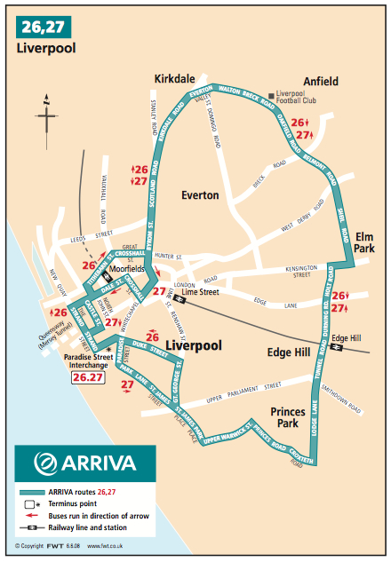 27 route