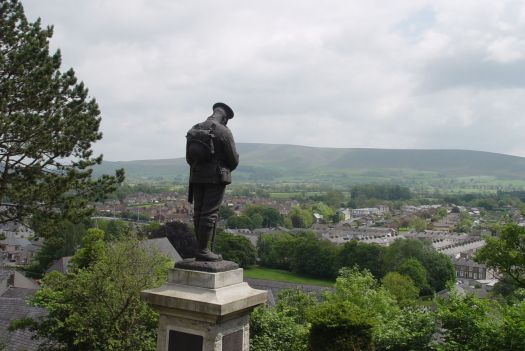 To the 330 fallen of Clitheroe.