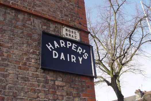 Harper's Dairy.
