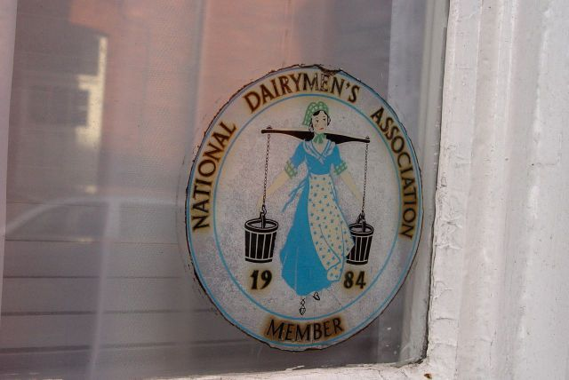 Which still has this sticker in the window.