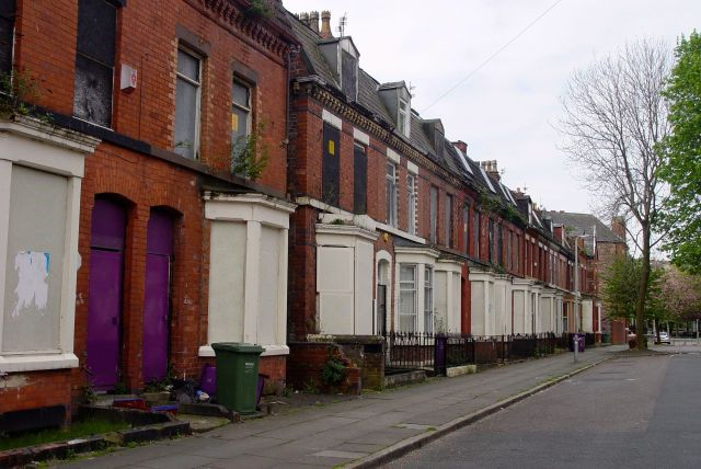 And the restoration of Beaconsfield Street will be completed.