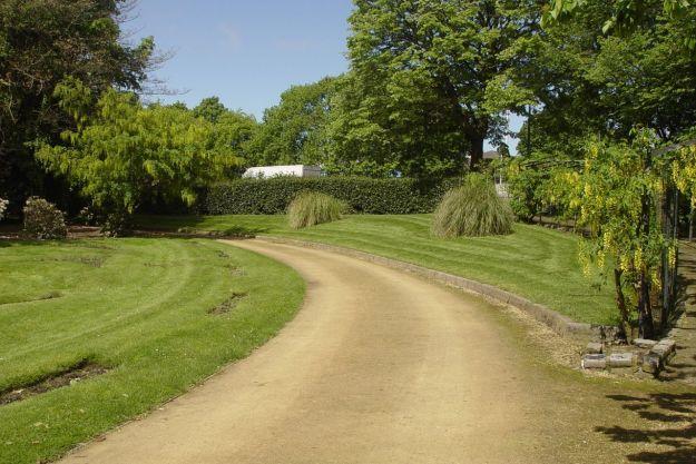 The original pathways restored.