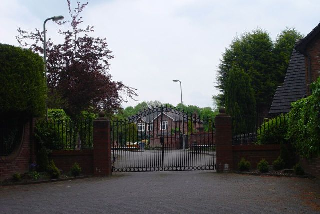 Another gated community.