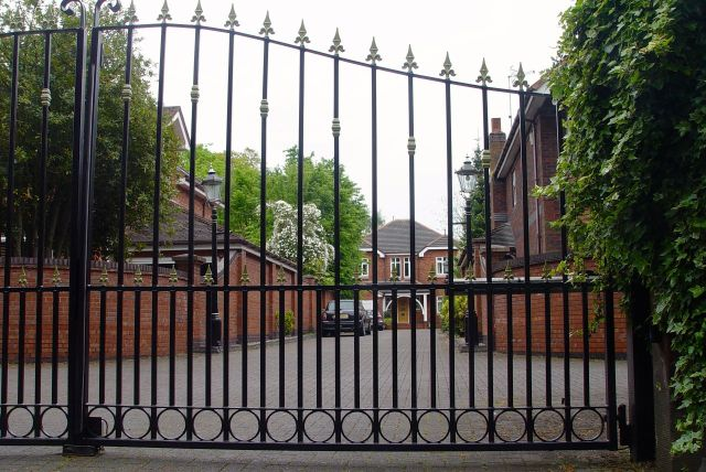 Yet another gated community.