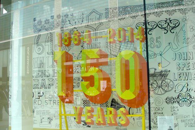 150 years of John Lewis.