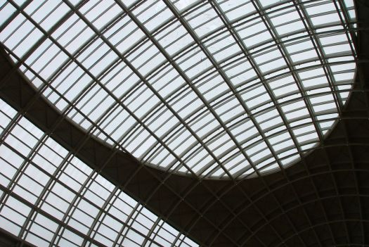 And the roof? As iconic as time and public opinion say it is.
