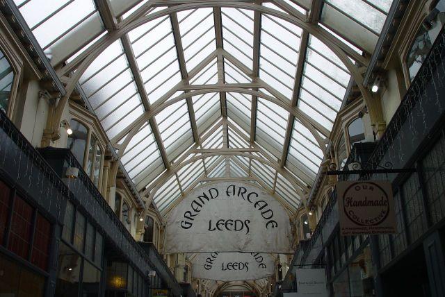 The Grand Arcade.
