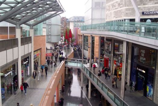 Liverpool One.