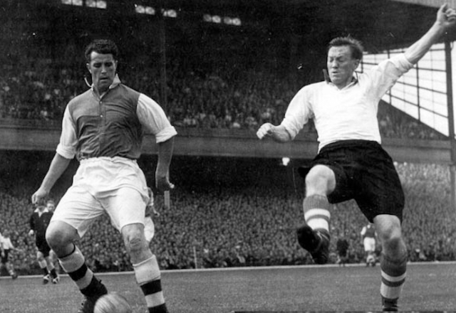 Albert Stubbins, what a great name.