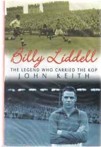 Billy Liddell biography