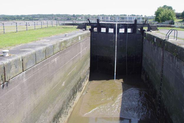 It's still got its Dock Gates.