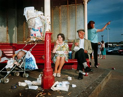 New Brighton, 1980s by Martin Parr.