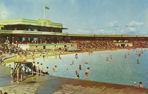 New Brighton Baths