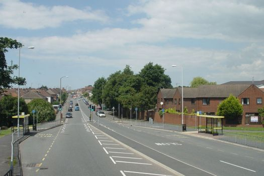 Gorsey Road.