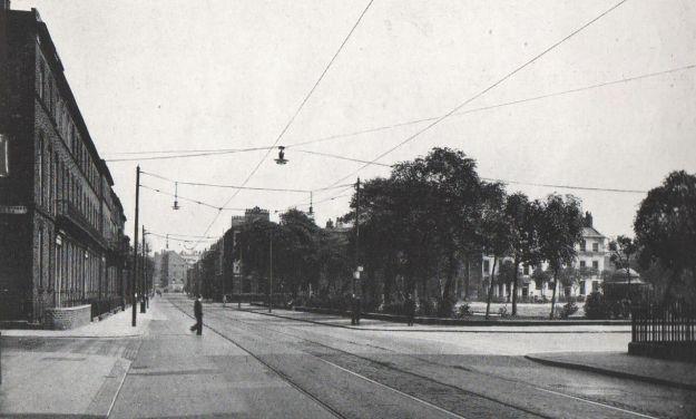 Abercromby Square.