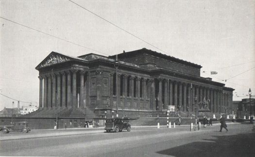 St George's Hall, Lime Street.