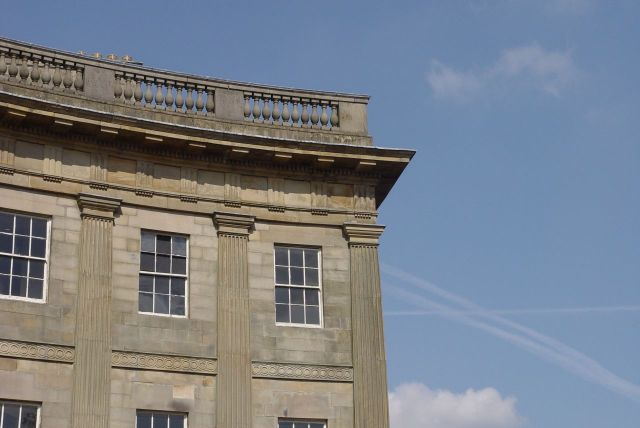 This gorgeous Grade One listed building.